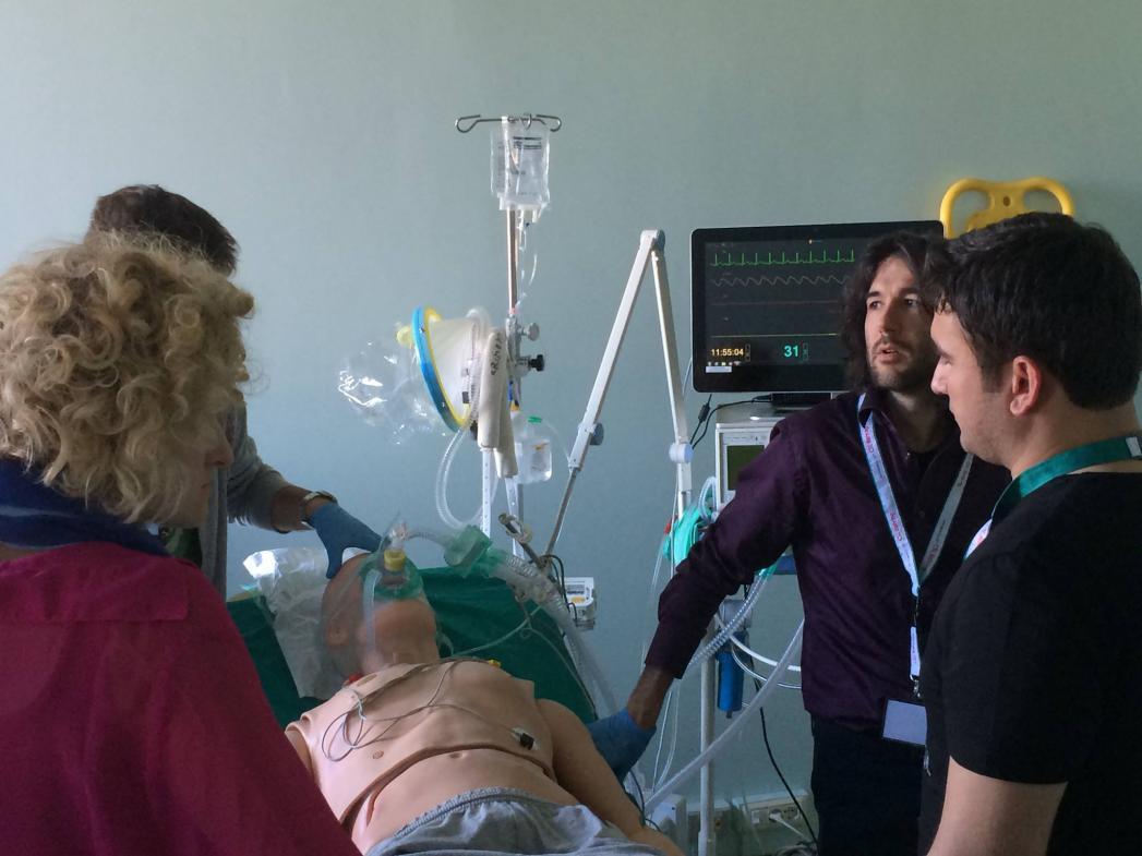 Chi siamo simnova universit degli studi del piemonte for Simulazione medicina
